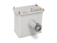 High-voltage transformer of IOM series